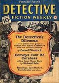 Detective Fiction Weekly (1928-1942 Red Star News) Pulp Vol. 140 #6
