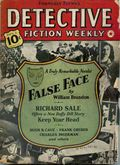 Detective Fiction Weekly (1928-1942 Red Star News) Pulp Vol. 141 #1