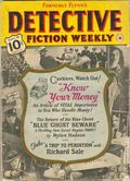 Detective Fiction Weekly (1928-1942 Red Star News) Pulp Vol. 141 #3