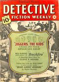 Detective Fiction Weekly (1928-1942 Red Star News) Pulp Vol. 141 #5