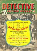 Detective Fiction Weekly (1928-1942 Red Star News) Formerly Flynn's Vol. 141 #6