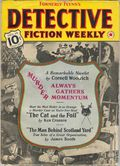 Detective Fiction Weekly (1928-1942 Red Star News) Formerly Flynn's Vol. 142 #1