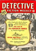 Detective Fiction Weekly (1928-1942 Red Star News) Pulp Vol. 142 #3
