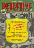 Detective Fiction Weekly (1928-1942 Red Star News) Pulp Vol. 142 #4