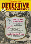 Detective Fiction Weekly (1928-1942 Red Star News) Pulp Vol. 142 #5