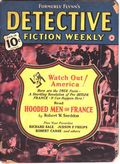 Detective Fiction Weekly (1928-1942 Red Star News) Pulp Vol. 142 #6
