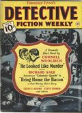 Detective Fiction Weekly (1928-1942 Red Star News) Pulp Vol. 143 #3