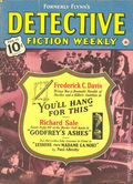 Detective Fiction Weekly (1928-1942 Red Star News) Pulp Vol. 143 #4