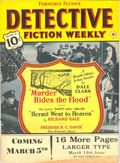 Detective Fiction Weekly (1928-1942 Red Star News) Pulp Vol. 144 #1