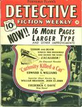 Detective Fiction Weekly (1928-1942 Red Star News) Pulp Vol. 144 #3