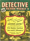 Detective Fiction Weekly (1928-1942 Red Star News) Pulp Vol. 144 #4