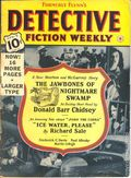 Detective Fiction Weekly (1928-1942 Red Star News) Pulp Vol. 144 #5