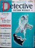 Detective Fiction Weekly (1928-1942 Red Star News) Pulp Vol. 145 #3