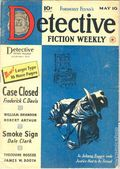 Detective Fiction Weekly (1928-1942 Red Star News) Pulp Vol. 145 #4