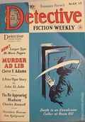 Detective Fiction Weekly (1928-1942 Red Star News) Pulp Vol. 145 #5