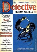 Detective Fiction Weekly (1928-1942 Red Star News) Pulp Vol. 145 #6