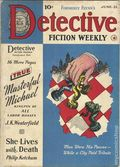 Detective Fiction Weekly (1928-1942 Red Star News) Pulp Vol. 146 #4