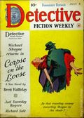 Detective Fiction Weekly (1928-1942 Red Star News) Formerly Flynn's Vol. 146 #6