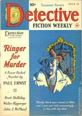Detective Fiction Weekly (1928-1942 Red Star News) Formerly Flynn's Vol. 147 #1