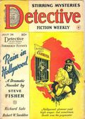Detective Fiction Weekly (1928-1942 Red Star News) Formerly Flynn's Vol. 147 #3