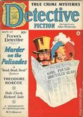 Detective Fiction Weekly (1928-1942 Red Star News) Pulp Vol. 148 #1