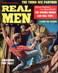 Real Men Magazine (1956-1975 Stanley Publications Inc.) Vol. 1 #10