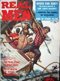 Real Men Magazine (1956-1975 Stanley Publications Inc.) Vol. 2 #5