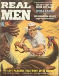 Real Men Magazine (1956-1975 Stanley Publications Inc.) Vol. 3 #1