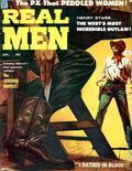Real Men Magazine (1956-1975 Stanley Publications Inc.) Vol. 3 #3