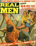 Real Men Magazine (1956-1975 Stanley Publications Inc.) Vol. 4 #4