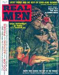 Real Men Magazine (1956-1975 Stanley Publications Inc.) Vol. 5 #3