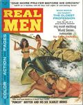 Real Men Magazine (1956-1975 Stanley Publications Inc.) Vol. 5 #4