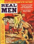 Real Men Magazine (1956-1975 Stanley Publications Inc.) Vol. 5 #7