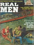 Real Men Magazine (1956-1975 Stanley Publications Inc.) Vol. 5 #10