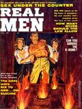 Real Men Magazine (1956-1975 Stanley Publications Inc.) Vol. 6 #3