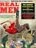 Real Men Magazine (1956-1975 Stanley Publications Inc.) Vol. 7 #1