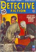 Flynn's Detective Fiction (1942-1944 Popular Publications) Pulp Vol. 151 #5