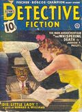 Flynn's Detective Fiction (1942-1944 Popular Publications) Pulp Vol. 152 #6