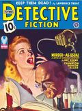 Flynn's Detective Fiction (1942-1944 Popular Publications) Pulp Vol. 153 #1