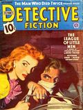 Flynn's Detective Fiction (1942-1944 Popular Publications) Pulp Vol. 153 #2
