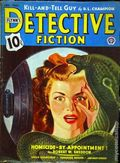 Flynn's Detective Fiction (1942-1944 Popular Publications) Pulp Vol. 153 #3