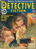 Flynn's Detective Fiction (1942-1944 Popular Publications) Pulp Vol. 153 #5