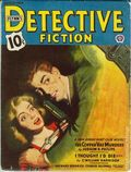 Flynn's Detective Fiction (1942-1944 Popular Publications) Pulp Vol. 153 #6
