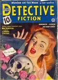 Flynn's Detective Fiction (1942-1944 Popular Publications) Pulp Vol. 154 #1