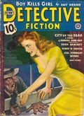Flynn's Detective Fiction (1942-1944 Popular Publications) Pulp Vol. 154 #3