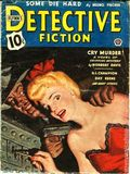 Flynn's Detective Fiction (1942-1944 Popular Publications) Pulp Vol. 154 #4