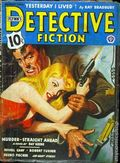 Flynn's Detective Fiction (1942-1944 Popular Publications) Pulp Vol. 155 #1