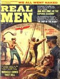Real Men Magazine (1956-1975 Stanley Publications Inc.) Vol. 7 #3