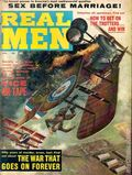 Real Men Magazine (1956-1975 Stanley Publications Inc.) Vol. 7 #4