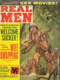 Real Men Magazine (1956-1975 Stanley Publications Inc.) Vol. 7 #5